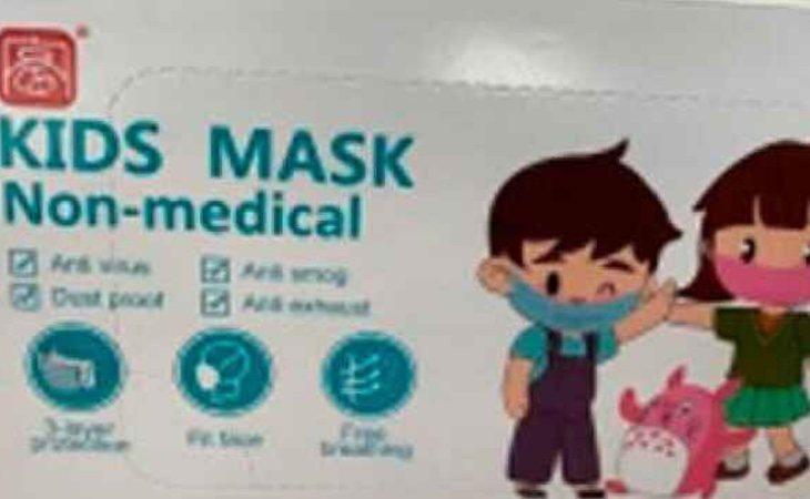 Infantil Kids Mask de Yck