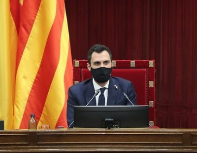 El presidente del Parlament prevé las elecciones en Cataluña el 14 de febrero