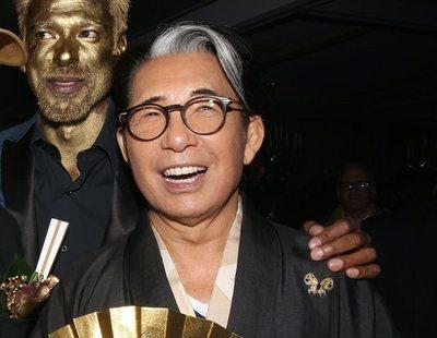 Muere el diseñador japonés Kenzo por coronavirus a los 81 años