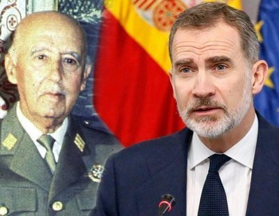 La Fundación Francisco Franco le recuerda a Felipe VI que es rey gracias al dictador