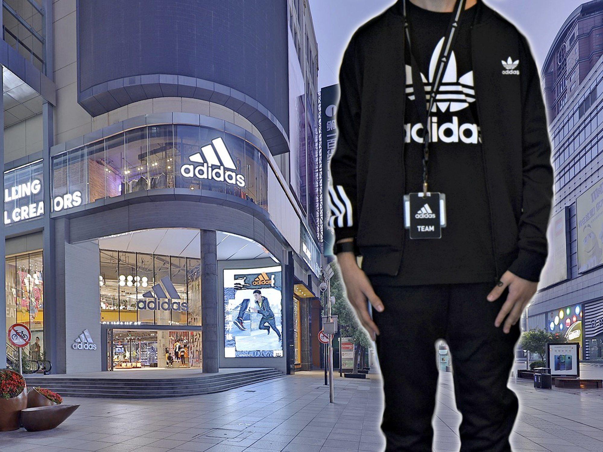 juego Haciendo El diseño  Trabajar en Adidas: así son las condiciones y salarios de sus empleados -  Los Replicantes