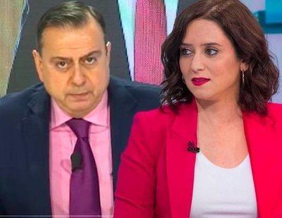 Ayuso enchufa como consejero de Telemadrid al presentador de una TV ultraderechista ilegal