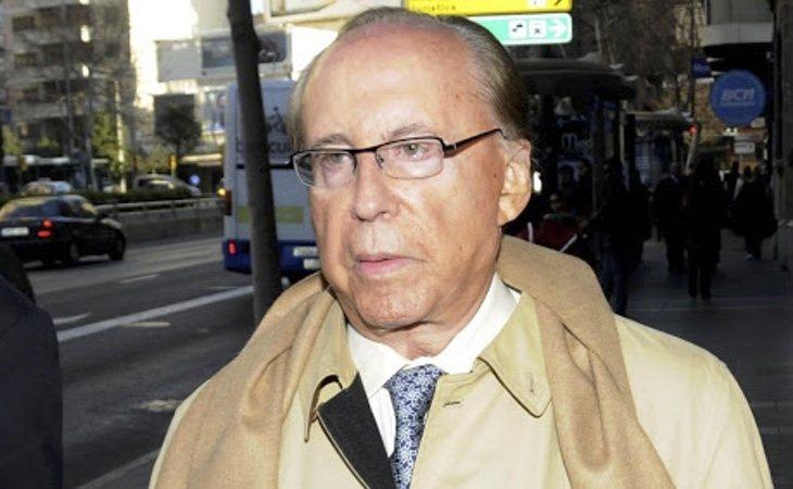 Ruiz Mateos ni siquiera llegó a declarar en el Caso por su estado de salud