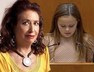 La Fiscalía estudia querellarse contra Lidia Falcón por incitar al odio contra los menores trans