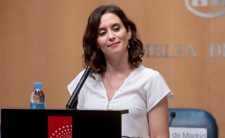 La presidenta madrileña se opone a aumentar las restricciones