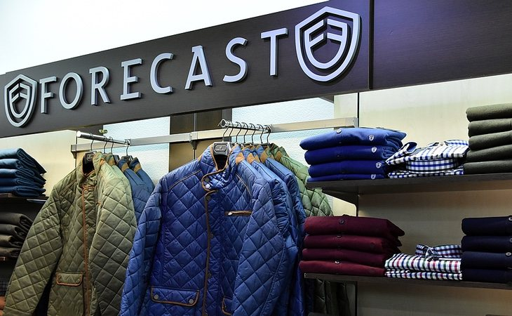 Forecast pretendía ser un competidor directo de firmas como Massimo Dutti o Cortefiel