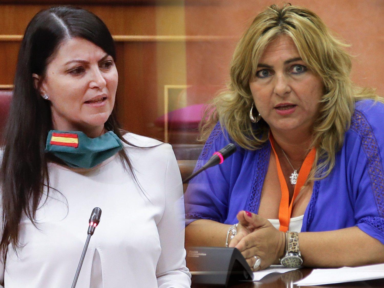El racismo de VOX: Macarena Olona ataca a la presidenta de la Comisión de Igualdad por ser gitana