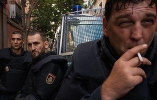 """Sindicatos policiales cargan contra la serie 'Antidisturbios': """"Es una auténtica basura"""""""