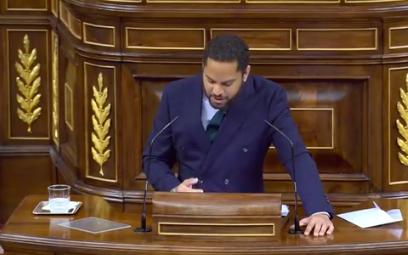 El diputado de VOX denuncia que España vive una deriva orquestada por el 'separatismo subversivo' fruto de los acuerdos de 'Zapatero con ETA y los ...