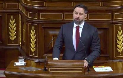 Abascal se reafirma y defiende que el Gobierno de PSOE y Podemos es peor que los producidos durante la dictadura de Franco: 'Son los peores en los ...