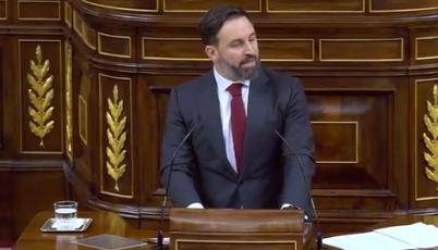Abascal asegura que el Gobierno trabaja 'para destruir España' y apela a un plan trazado 'desde la época de Zapatero'