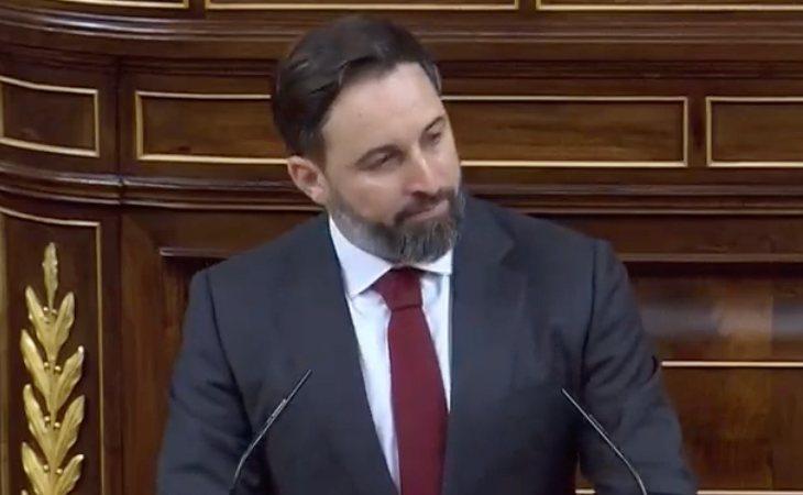 Santiago Abascal pide acabar con el Estado de las autonomías: 'Es necesario un solo Gobierno y un solo Parlamento para toda España'