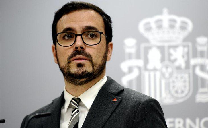Alberto Garzón, sobre la moción de censura: 'La extrema derecha propone ilegalizar a una buena parte del parlamento, defiende la dictadura y hace ...