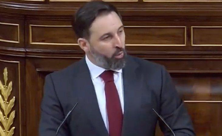 Santiago Abascal: 'En algunos lugares de España, el español está prohibido en las escuelas'