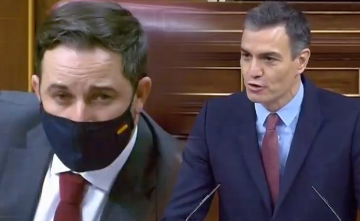 Arranca la intervención de Pedro Sánchez y lanza un mensaje claro a Santiago Abascal (VOX): 'No vamos a entrar en sus provocaciones'