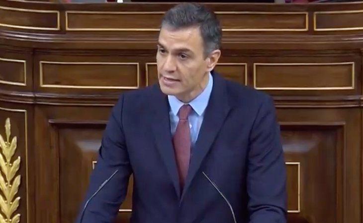 Pedro Sánchez critica la postura de VOX respecto a la violencia de género: 'A usted solo le preocupan los casos estadísticamente irrelevantes de ...
