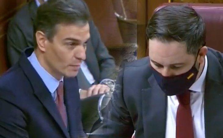 Pedro Sánchez, directo a Santiago Abascal: 'Odia a España tal y como es. No es patriota. Lo suyo es nacionalismo exacerbado. A un patriota no le ...