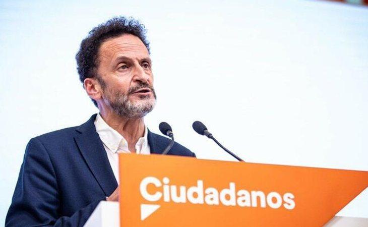 Edmundo Bal deja clara la postura de Ciudadanos: 'En vez de hablar sobre las medidas para enfrentar esta crisis, hemos perdido el tiempo con un ...