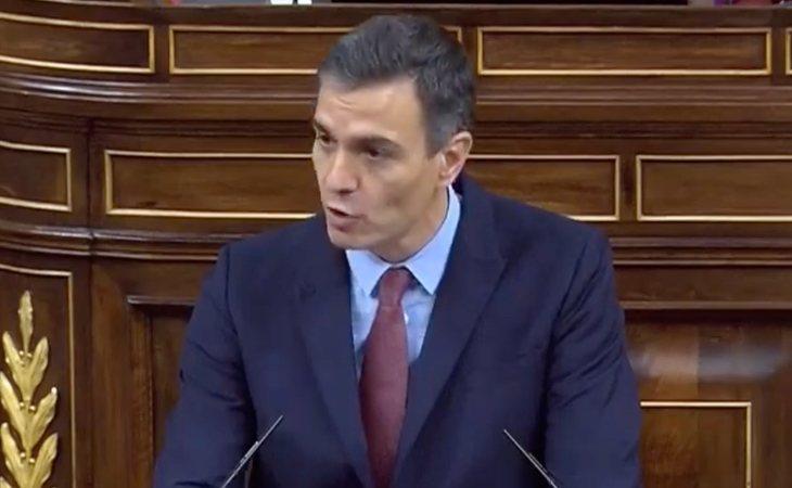 Pedro Sánchez: 'La Ley de Memoria Democrática no abre ninguna herida, salvo para los que crean que los muertos están mejor en las cunetas o que el ...