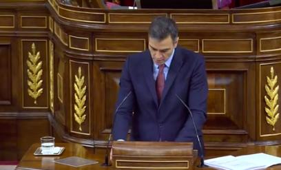 Sánchez recuerda que Alemania o Francia 'prohíben partidos que defienden el odio o la violencia racial; así como los que ensalzan regímenes ...