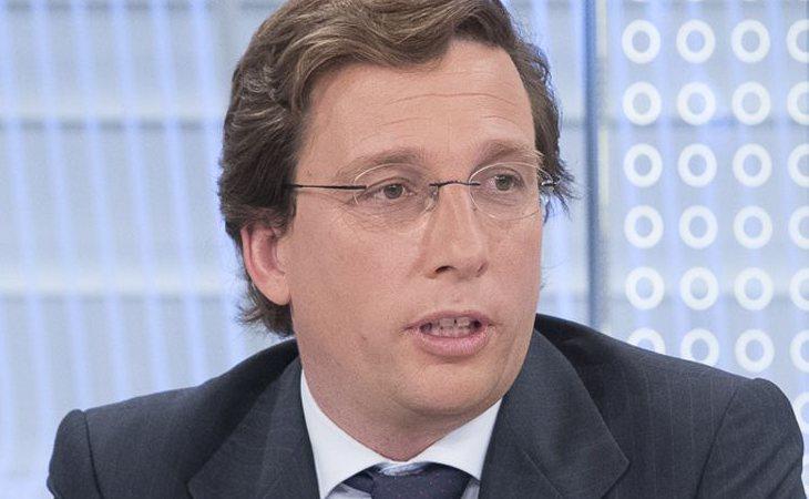 José Luis Martínez-Almeida, alcalde de Madrid, tras los discursos de Santiago Abascal: 'No se puede apoyar la moción de censura de VOX. Lo tenía ...