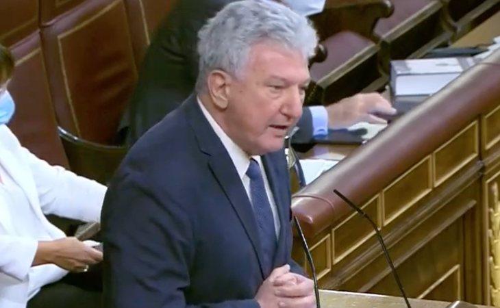Pedro Quevedo Iturbe (Nueva Canarias) votará en contra de la moción de censura. 'El fin de esta moción de censura es mejorar su posición ...
