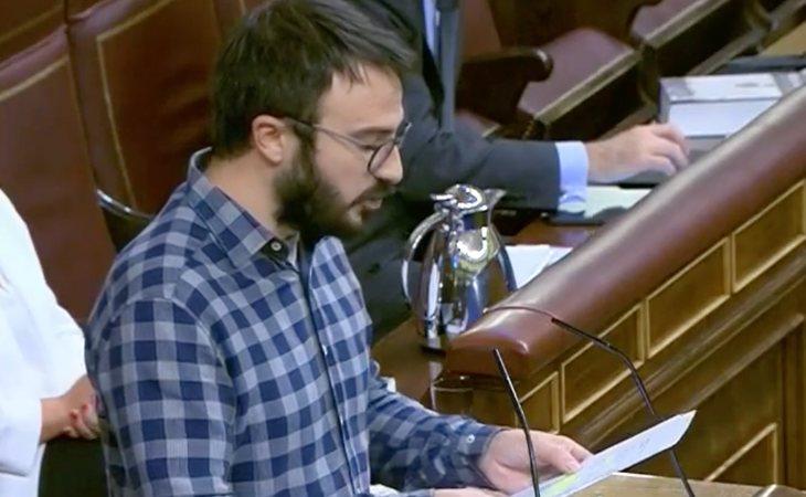 Albert Botran Pahissa deja claro que CUP votará en contra de la moción de censura y alerta del auge de la extrema derecha: 'VOX es un problema para ...