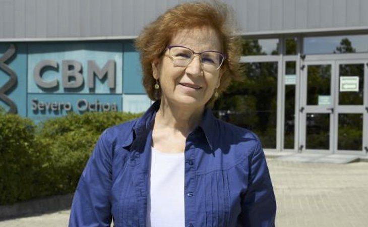 Margarita del Val cree que no podremos retirarnos la mascarilla hasta el año 2022