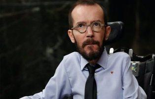 Echenique deberá pagar 11.040 euros por la contratación irregular de su asistente