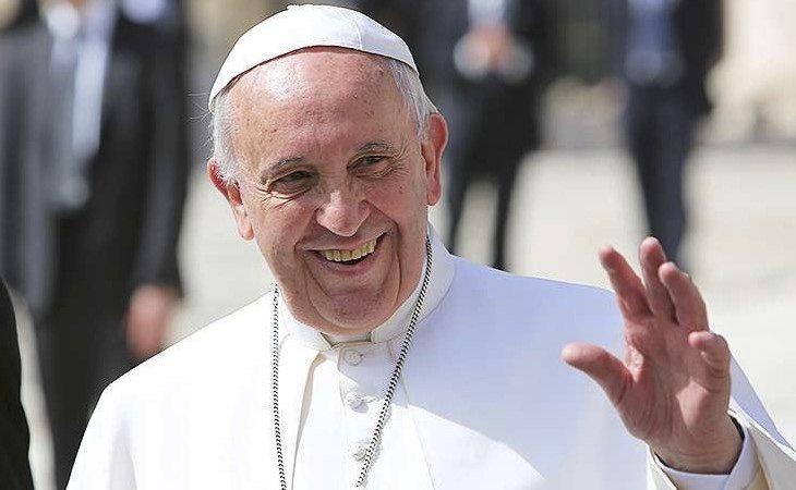 El Papa defiende las uniones civiles homosexuales