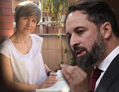 "La hija de un asesinado por ETA carga contra Abascal: ""No voy a permitir que manches su nombre"""
