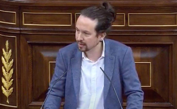 Pablo Iglesias, a Pablo Casado (PP): 'Ha hecho hoy un discurso político brillante'. El vicepresidente segundo del Gobierno define el sentido de la ...