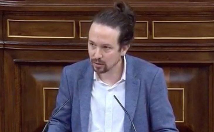 Pablo Iglesias: 'Una de las deficiencias del estado español ha sido su excesivo centralismo. Me siento orgulloso de la pluralidad institucional en ...