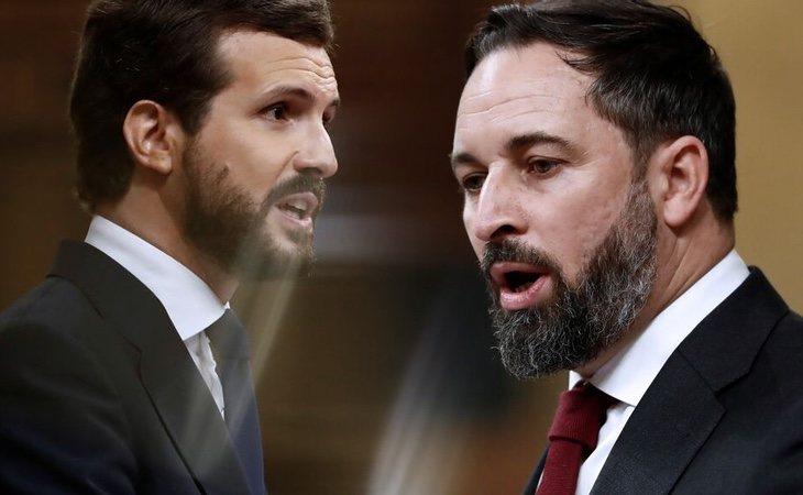 VOX suspende la negociación de los Presupuestos andaluces tras el duro discurso de Pablo Casado contra Abascal. Las cuentas se habían dado por ...