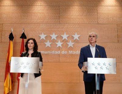 Madrid vuelve a las zonas de salud y restringe las reuniones nocturnas