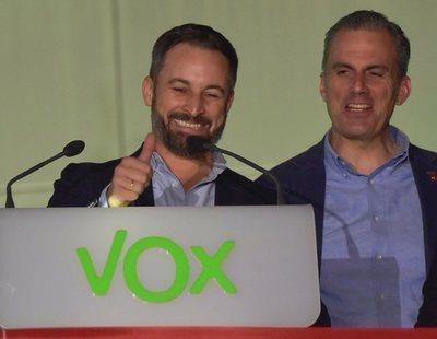 """Críticas en VOX a la hipocresía de sus dirigentes: """"Decían que acabarían con subvenciones y chiringuitos"""""""