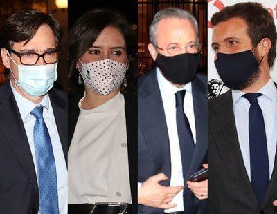 La élite se va de fiesta: 150 políticos y empresarios, de sarao mientras a ti te ponen restricciones