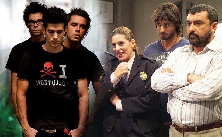 Pignoise es la banda resposnable de la sintonía de 'Los hombres de Paco'