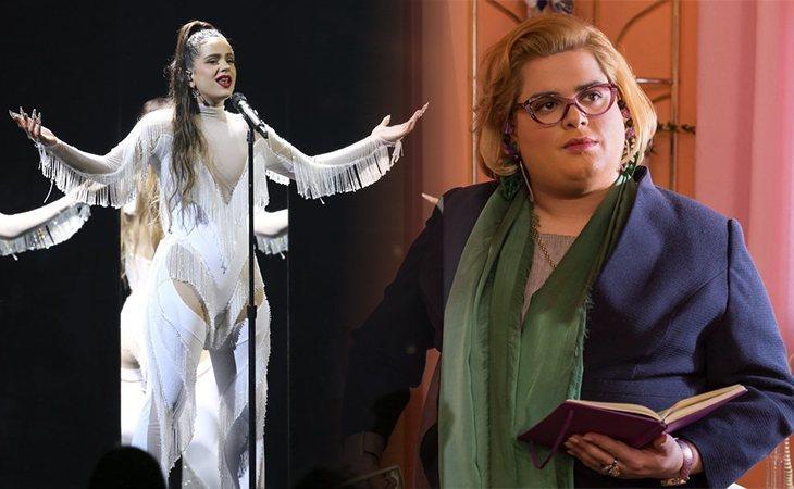 Rosalía interpreta la sintonía de 'Paquita Salas' en la segunda temporada