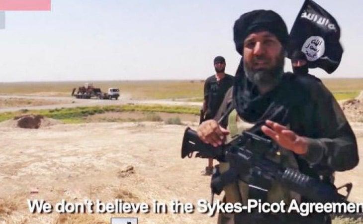 Daesh todavía agita la sombra de la colonización para sumar adeptos a su causa