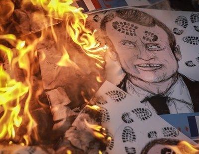La controvertida gestión de Macron en el auge del islam radical y el espejo de España como contrarréplica