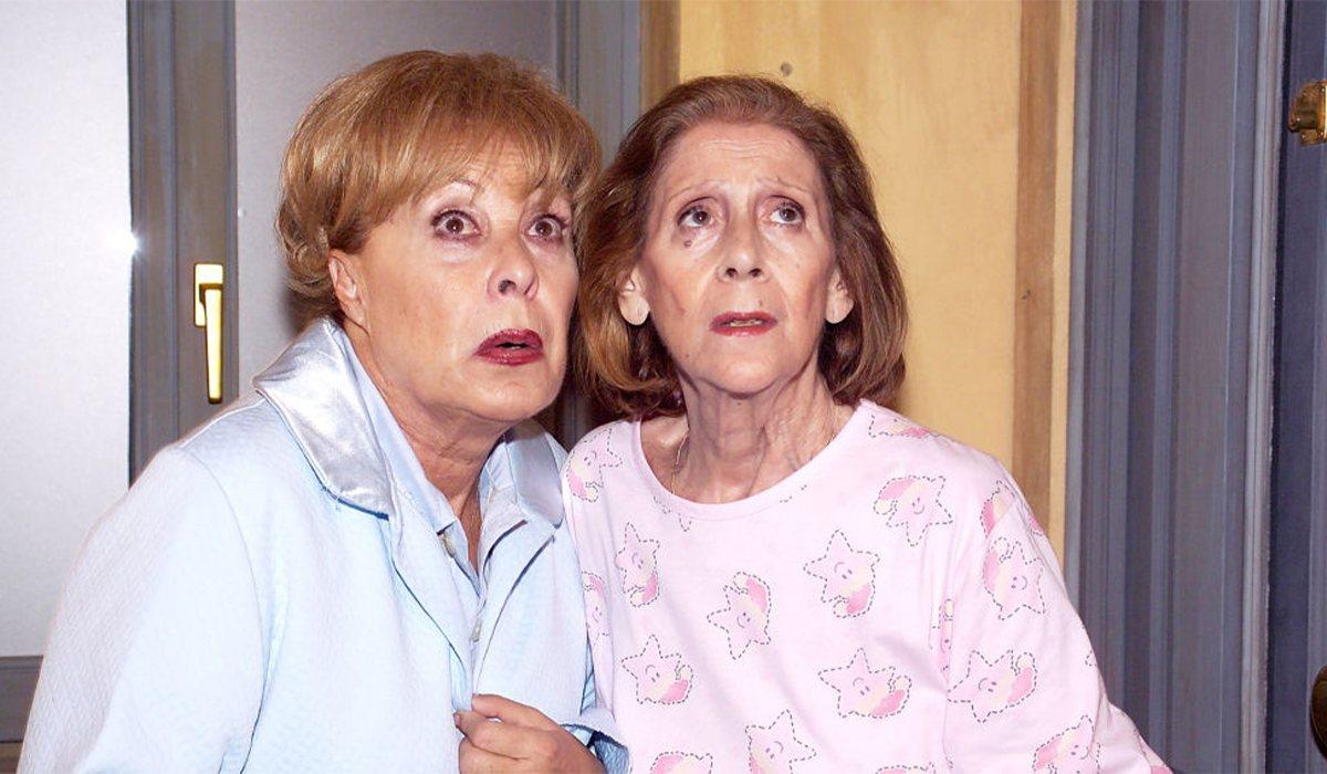 Vicenta y Marisa en