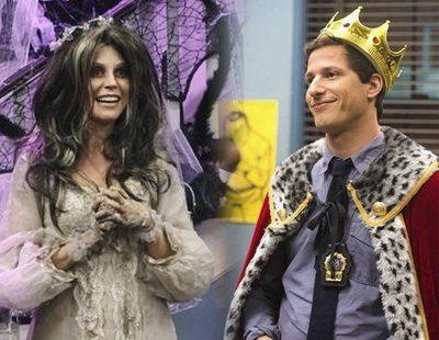 Humor y terror en los mejores especiales de Halloween de series de televisión