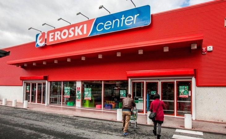 Las mascarillas de Eroski se sitúan en los 30 céntimos