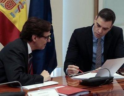 El Gobierno prepara un borrador para un nuevo confinamiento en casa