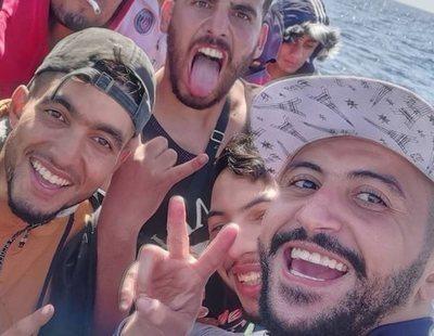 La realidad de las travesías en patera: así lo ha narrado un joven marroquí en Instragam