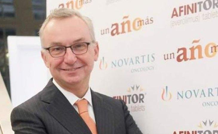 Josep Baselga, director del área de Investigación y Desarrollo de Oncología de la empresa farmacéutica AstraZeneca