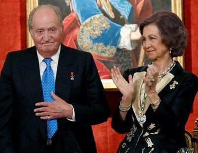 Anticorrupción investiga al rey Juan Carlos, a la reina Sofía y a algunos de sus nietos por el uso de tarjetas opacas