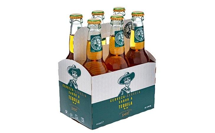 La cerveza retirada por Mercadona