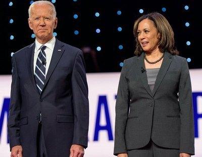 La teoría que augura un breve mandato de Biden y una futura presidencia para Kamala Harris